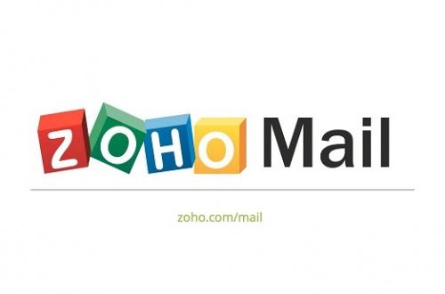 Đăng ký email domain miễn phí cùng Zoho.com
