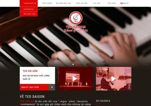 Ted SaiGon - School Of The Arts - V1